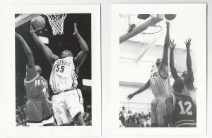 Georgetown Men's Basketball / Voice Archives