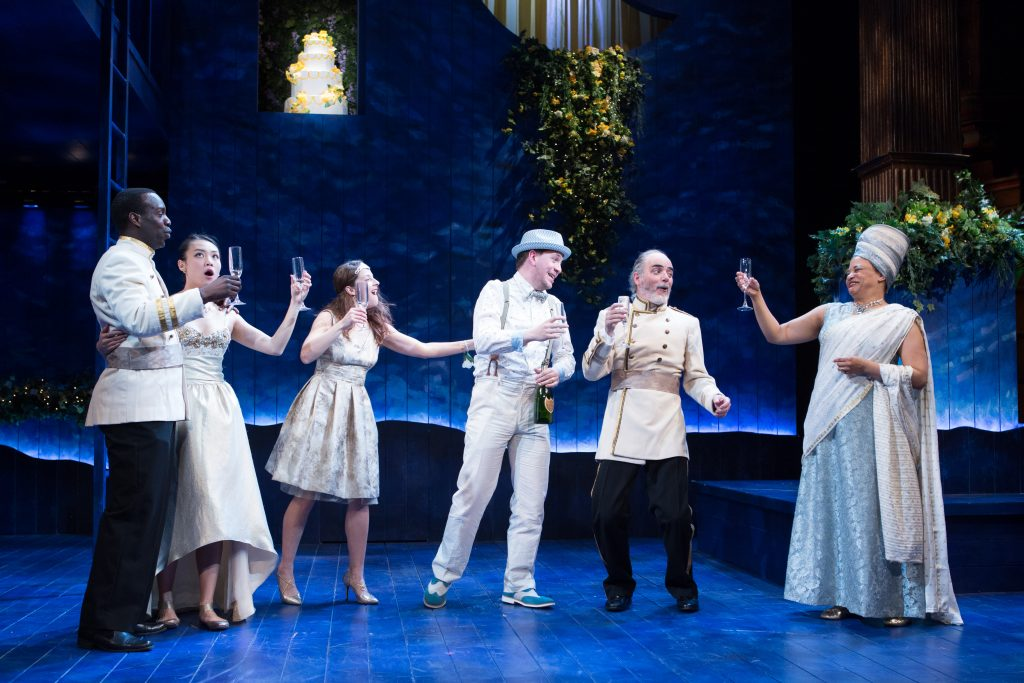 Mischief, Magic and Musical Interludes: Folger Theatre's <i>A Midsummer Night's Dream</i>