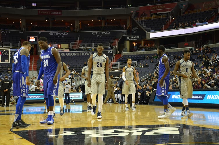 And-Ones: Additional news and notes from Georgetown-Seton Hall