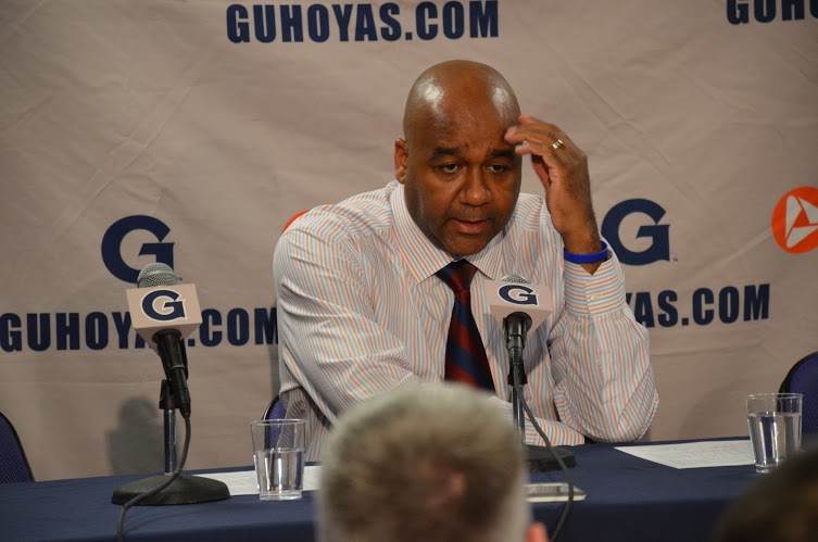 Shipwrecked: Hoyas' NCAA Tournament hopes all but over after loss to Seton Hall