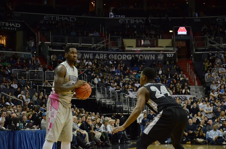 We Are Georgetown and You're Not: Hoyas return home for rematch with Seton Hall