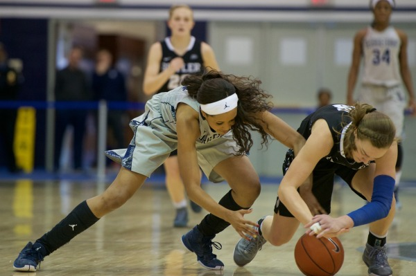 In Their Defense: Grit powers women's hoops by Butler, snaps two-game skid
