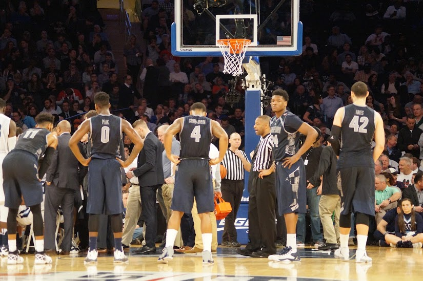 Over and Out: Hoyas will not play in postseason tournament, 2015-16 season officially over