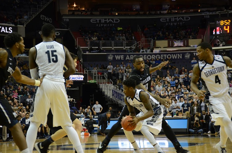 We Are Georgetown and You're Not: Hoyas look to snap four-game skid against Marquette