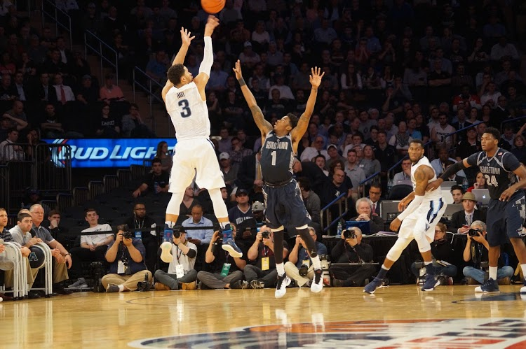 The Dream is 'Nova: Hoyas' Big East run ends at the hands of Villanova in Quarterfinals
