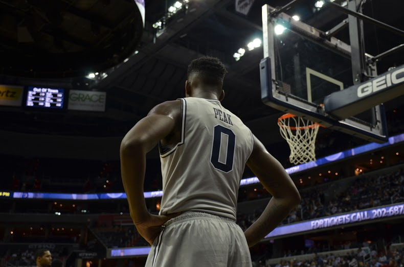 Peaking Early: 31-points from Peak can't stop disappointing loss to Villanova to finish regular season