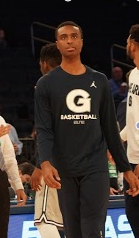 Walk This Way: Ra'Mond Hines' two-week journey from Georgetown manager to the floor of MSG