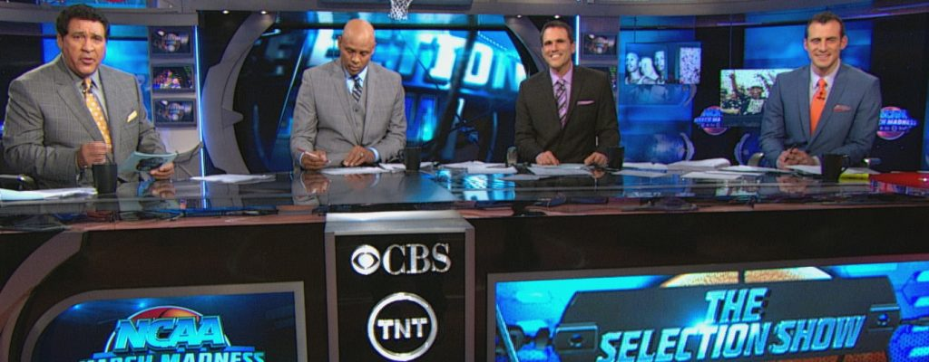 CBS, NCAA, and the Mutilated Selection Show