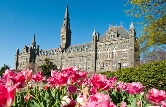 Georgetown Must Make Tuition Affordable