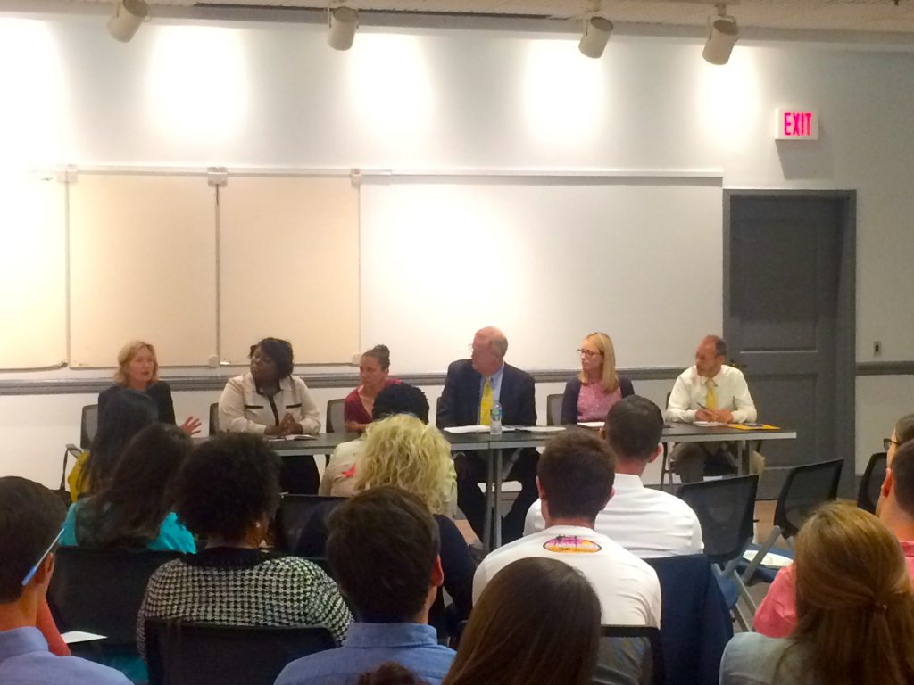 Sexual Assault Open Forum addresses gains, concerns