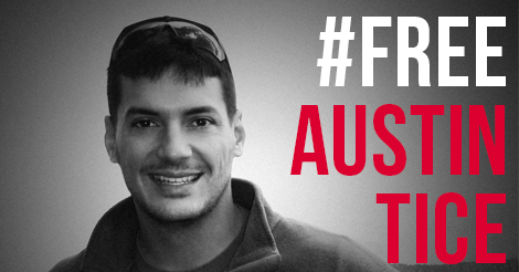Don't Forget Austin Tice