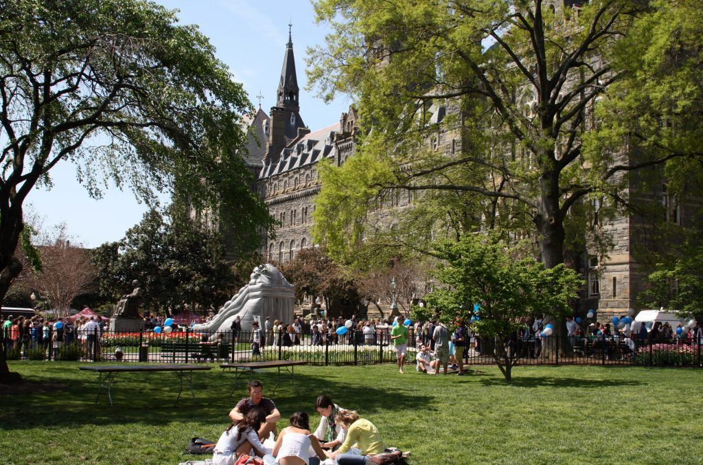 University implements changes to Georgetown Day