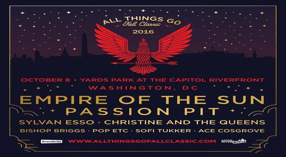 Preview: All Things Go Fall Classic 10/8