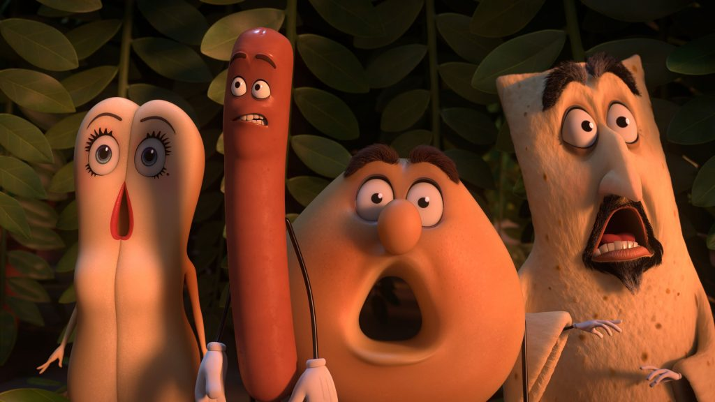 Untitled Leisure Podcast: <i>Sausage Party</i>