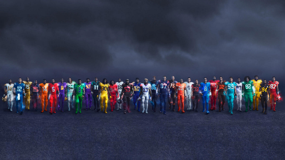 Who Wore it Best: NFL Color Rush Edition