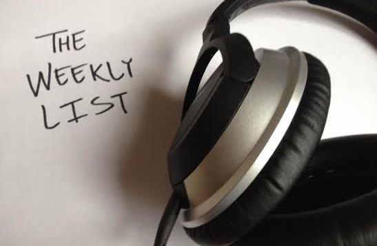 The Weekly List: New Year, New Beginnings
