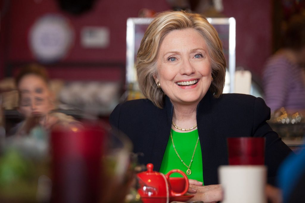 Vote Hillary Clinton/Timothy Kaine on Nov. 8