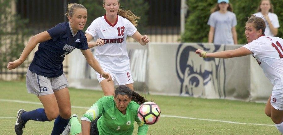 Demon Possessed: Women's soccer falls to Depaul