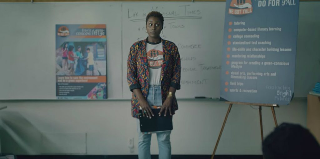 Issa Rae's <i>Insecure</i>: Comical Yet Candid