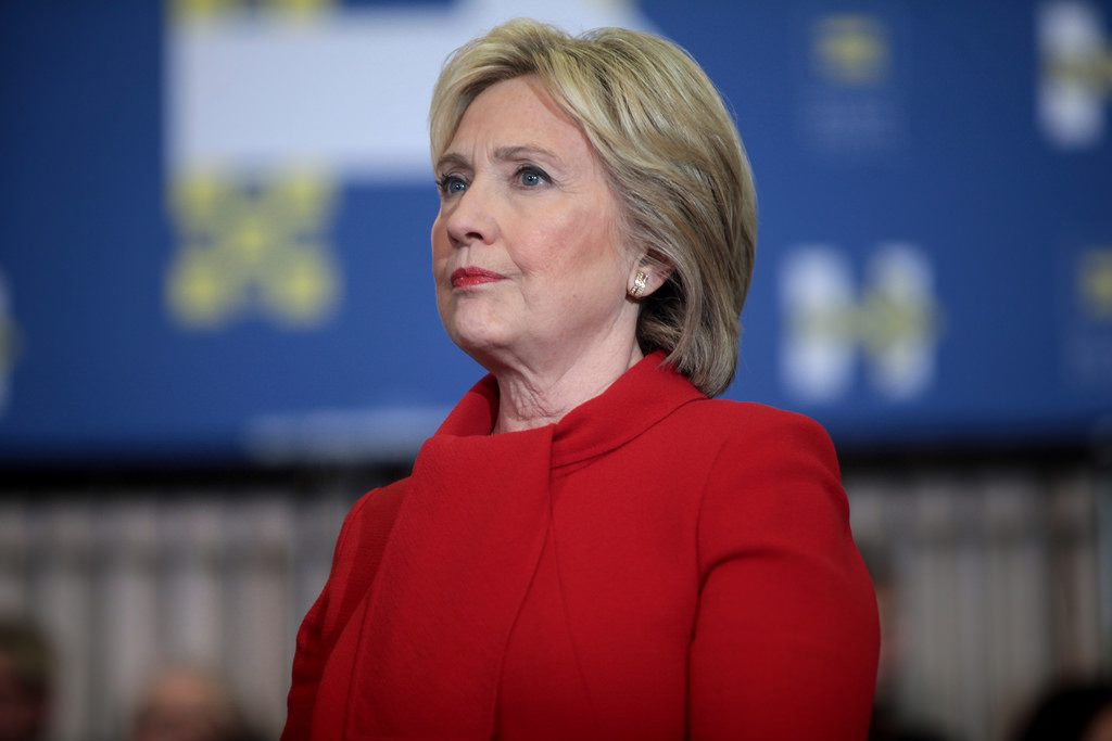 Stripped: Power Dressing and Hillary Clinton