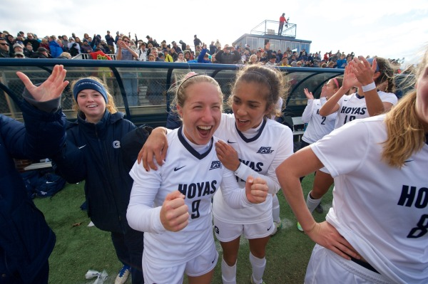 California, Here They Come: Women's soccer advances to first College Cup in program history