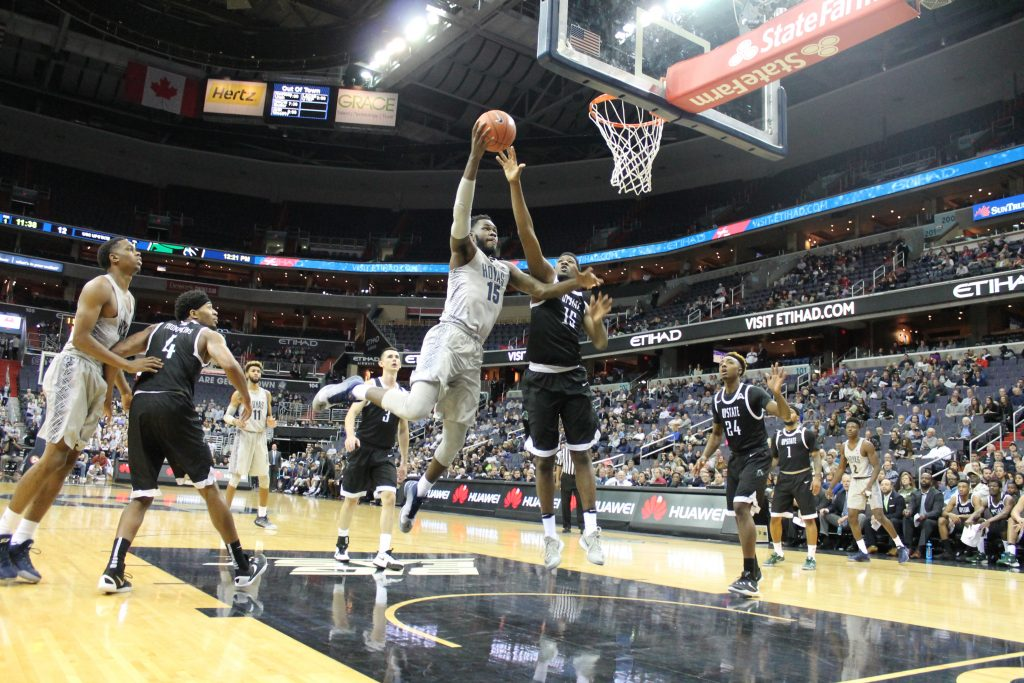 Ewing and His Hoyas Look to Usher in New Era of Georgetown Men's Basketball