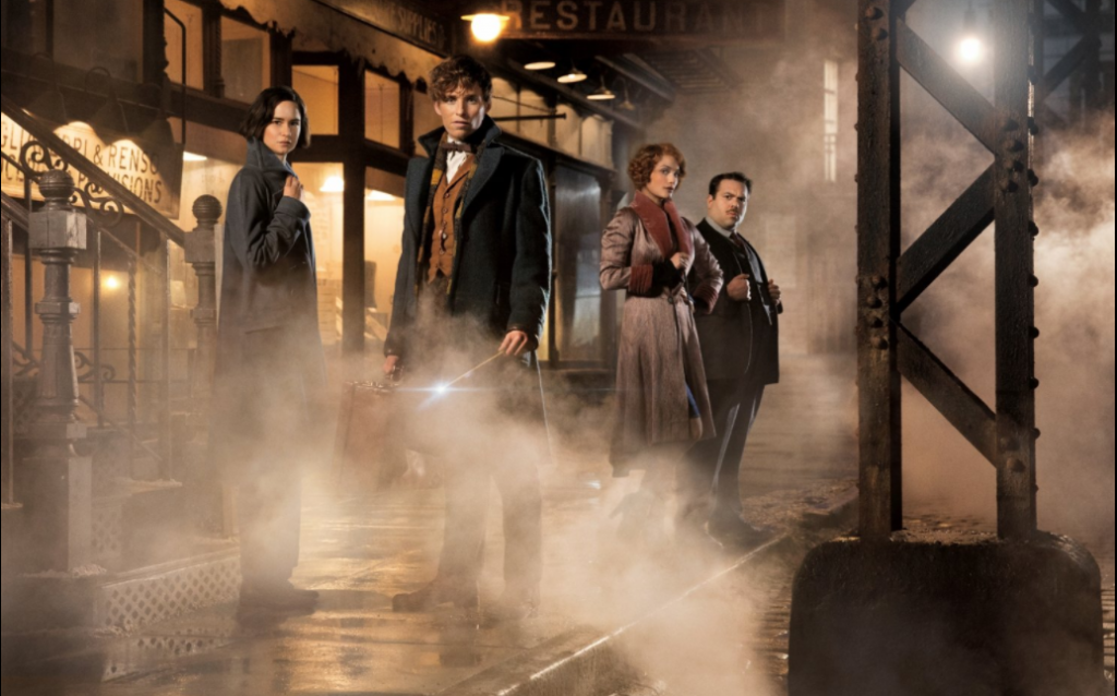 In with the Old: <i>Fantastic Beasts</i> a Welcome Addition to Rowling's Wizarding World