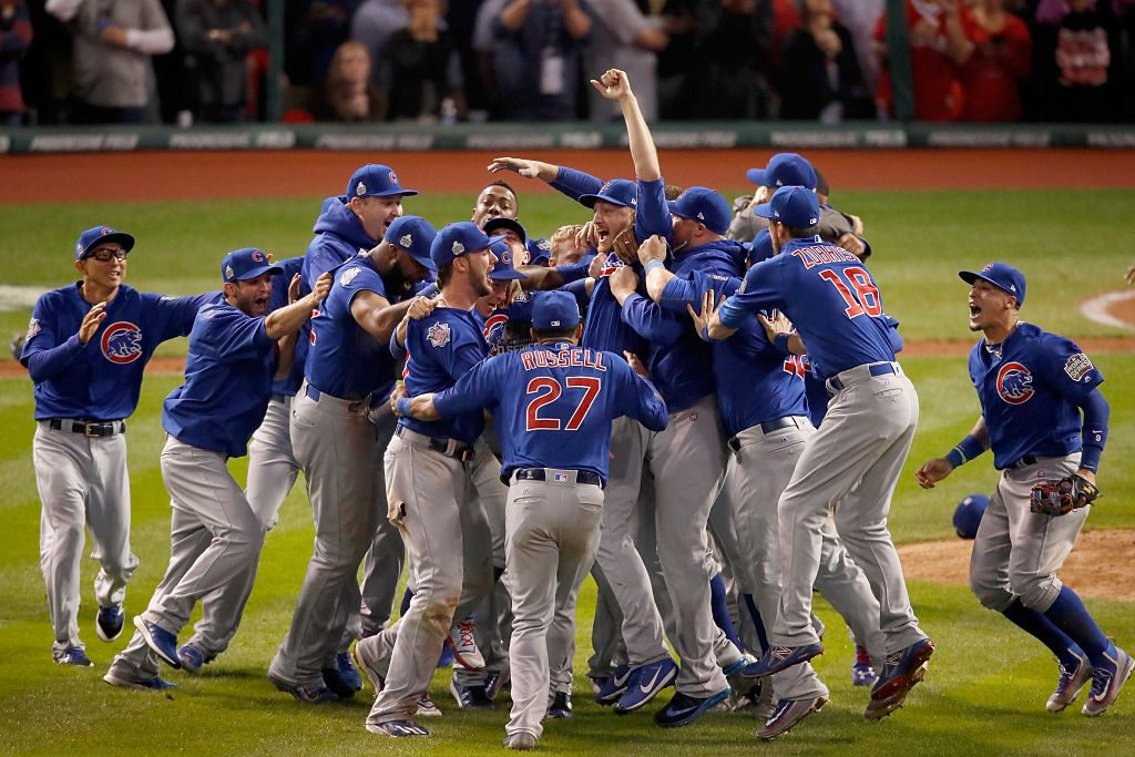 The Sports Sermon: World Series Reflections