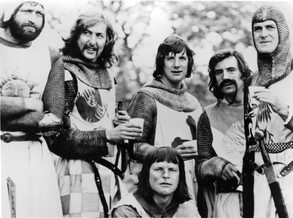 The 250: <i> Monty Python and the Holy Grail</i>