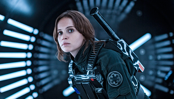 <i>Star Wars</i> Goes <i>Rogue,</i> with Mixed Results