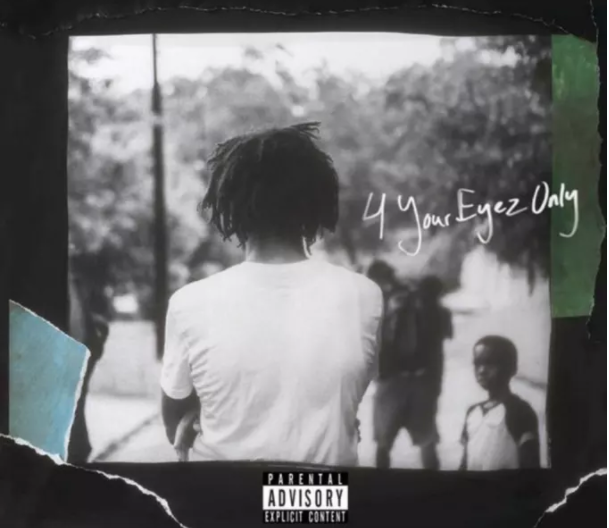 CV: J. Cole, <i>4 Your Eyez Only</i>