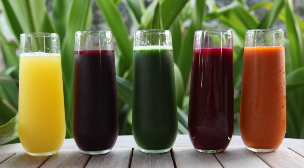 Taste Test: Pressed Juice