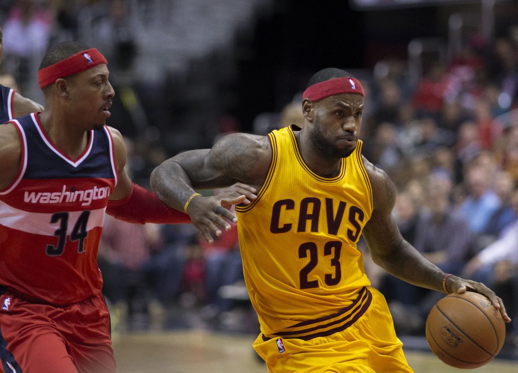 LeBron James Wants to Play Forever