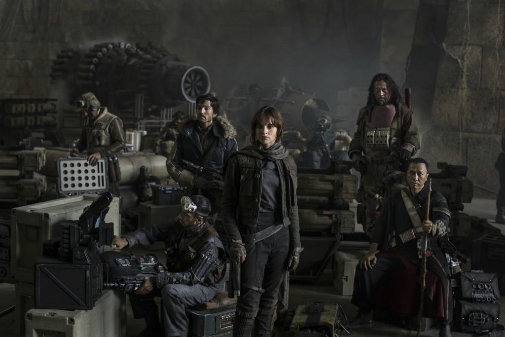 The Untitled Leisure Project: <i>Rogue One</i> and Beyond