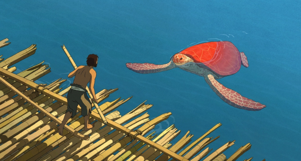 <i>The Red Turtle</i> is a Poignant, Artful Vignette of Life