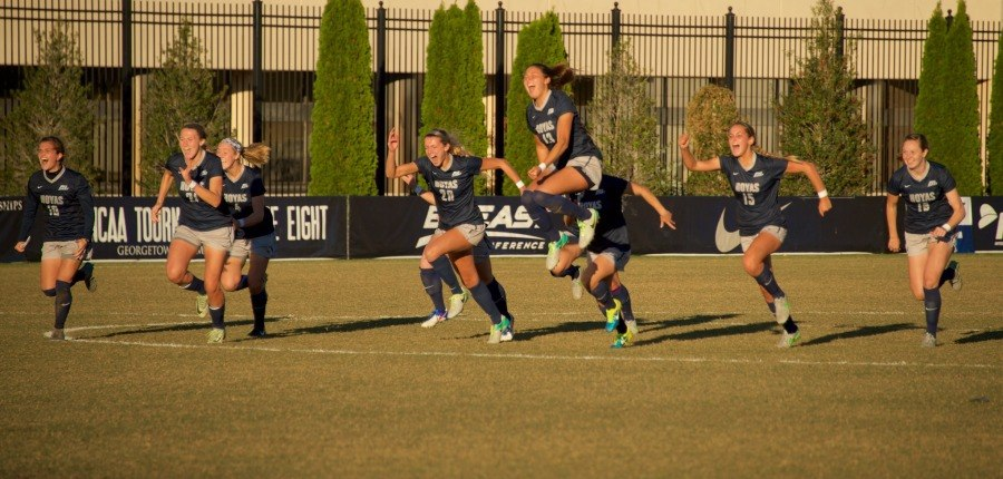 The Way to San Jose: Recapping women's soccer's historic College Cup run