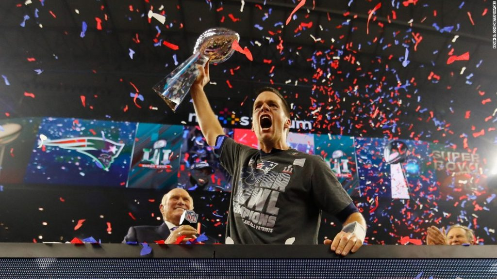 The Sports Sermon: Super Bowl Reactions