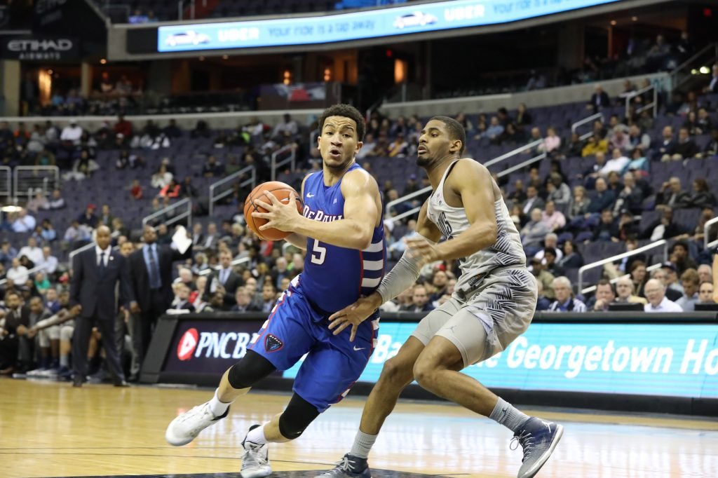 Dancing with the Devil: Men's basketball's NCAA Tournament hopes crushed in loss to DePaul