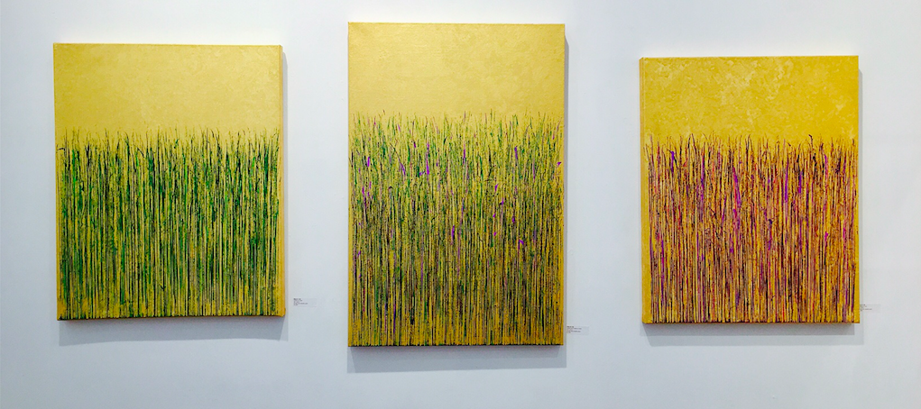 Natural Simplicity: <i>Metallics</i> at the Touchstone Gallery