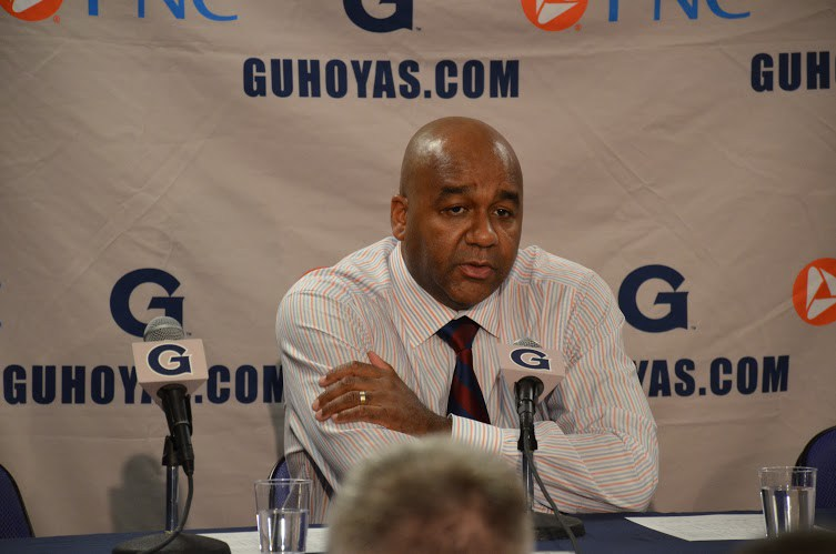 Georgetown parts ways with John Thompson III