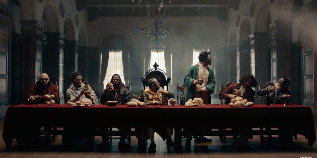 "Track Takes: Kendrick Lamar, ""HUMBLE."""
