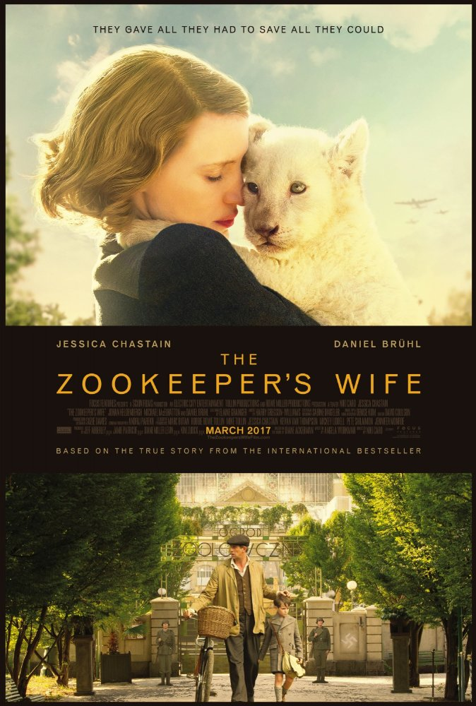 <i>The Zookeeper's Wife</i> proves Engaging despite Lack of Depth