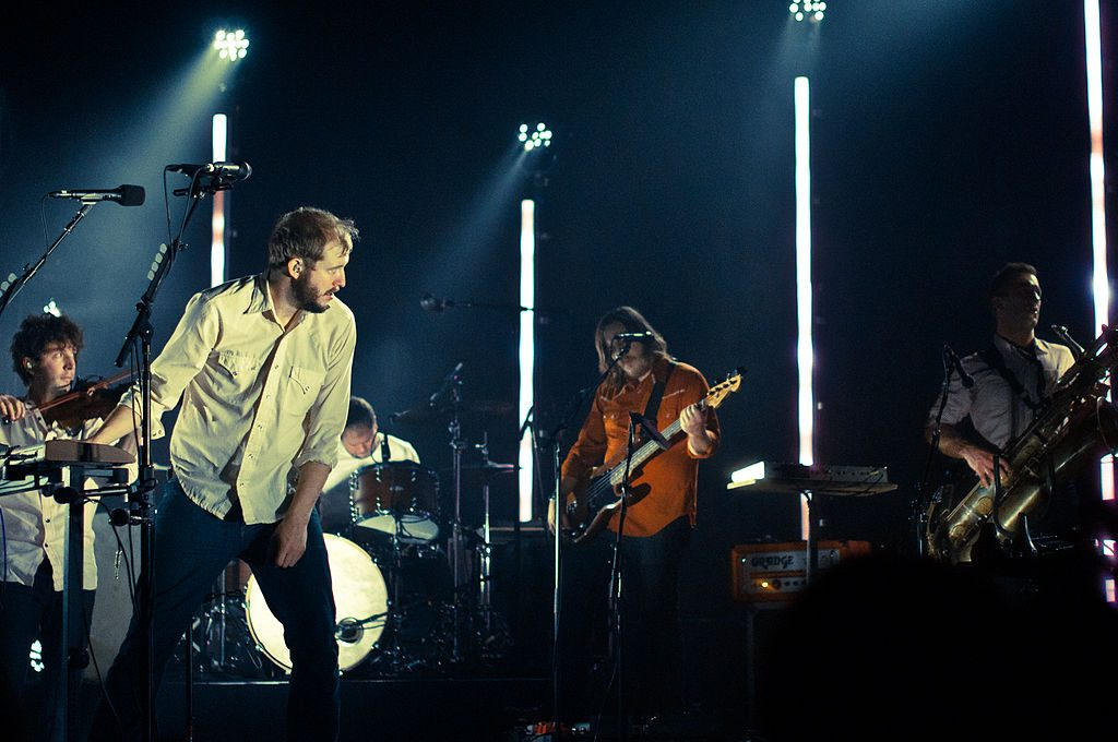 Concert Preview: Bon Iver, May 24, Merriweather Post Pavilion