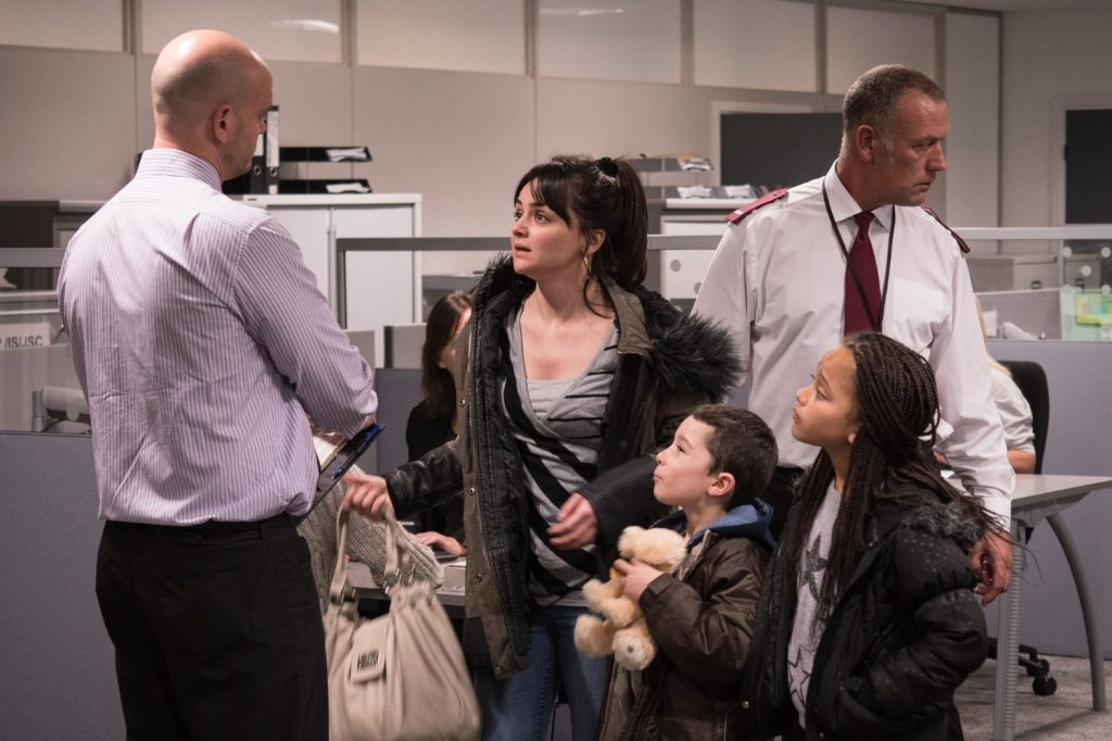 Rage and Empathy in <i>I, Daniel Blake</i>