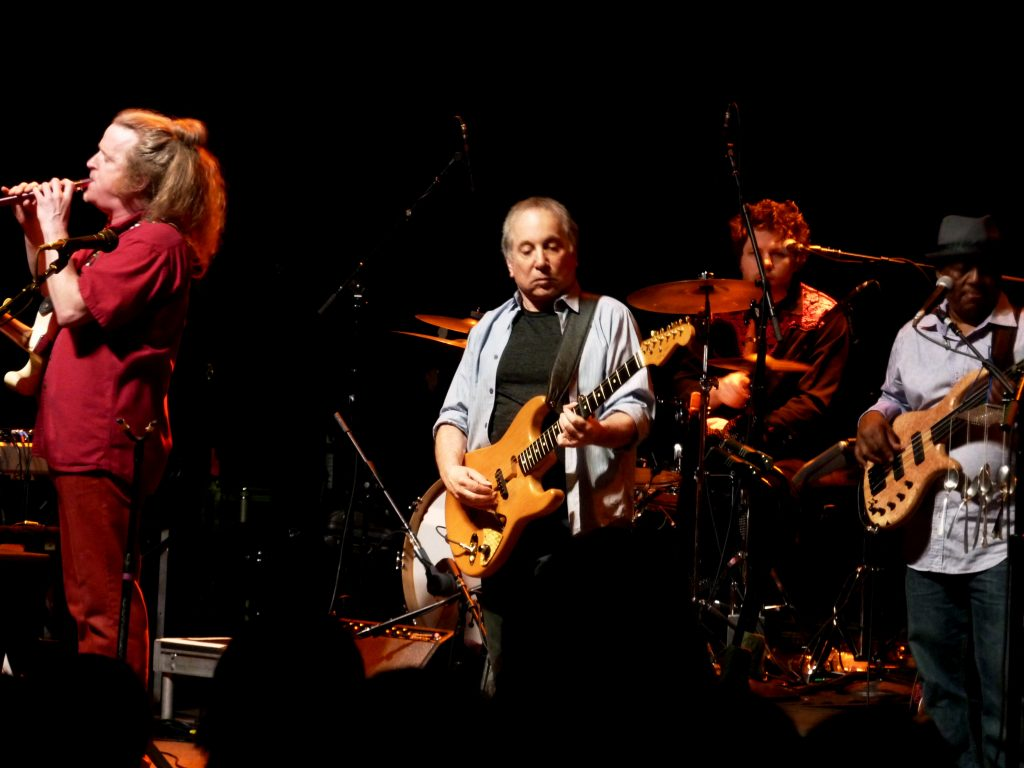 Concert Preview: Paul Simon, June 9, Merriweather Post Pavilion
