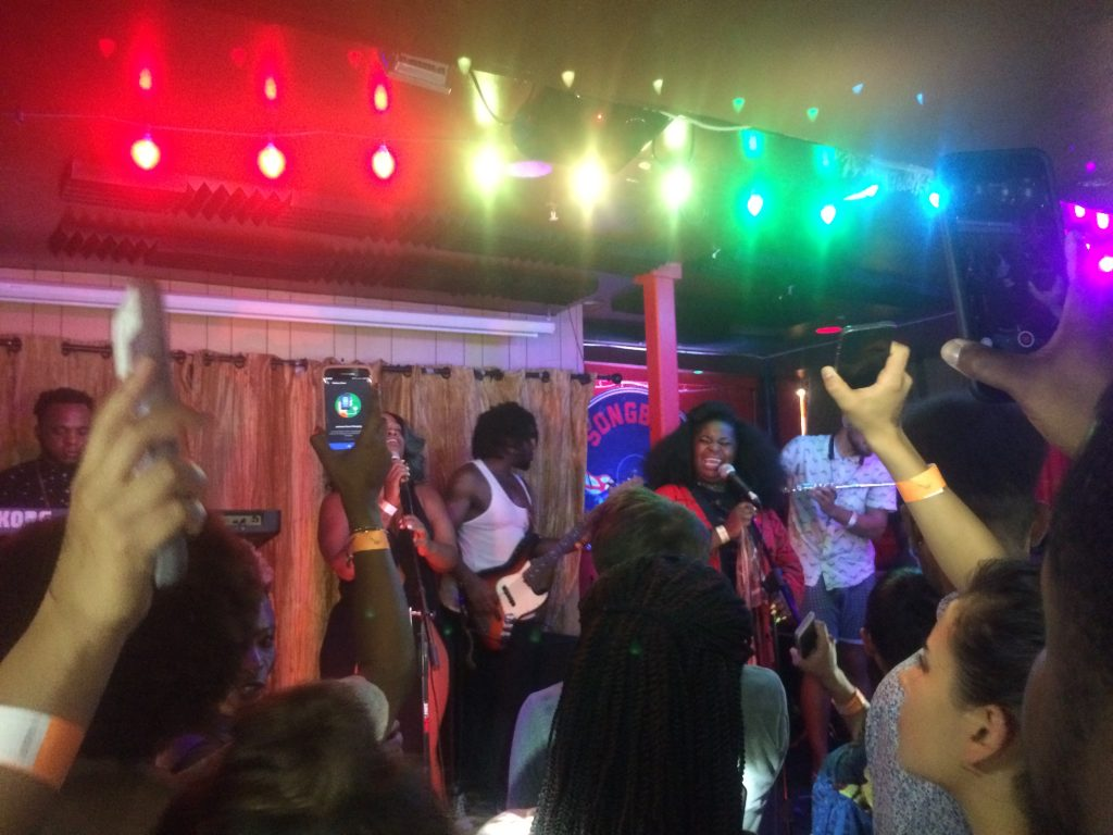Concert Review: Tank and The Bangas, July 21, Songbyrd Music House