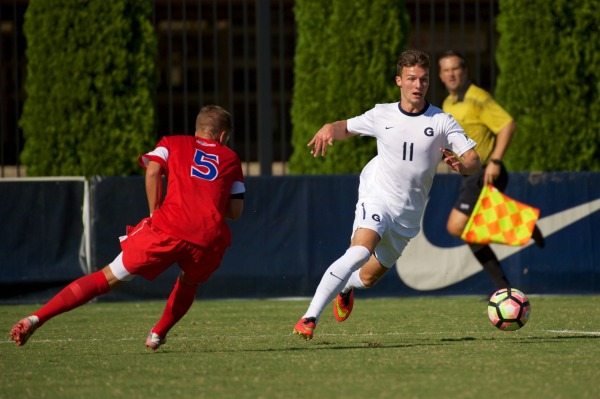 Men's Soccer Looks to Remain Undefeated At Home Against Marquette