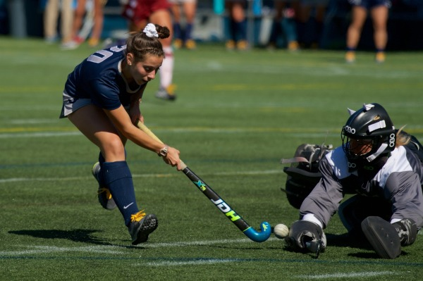 Field Hockey Defeats Temple for First Time Since 2001 for First Big East Win of the Season