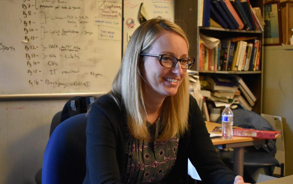 She Runs the World: Laura Cutway on Campus Rape Culture