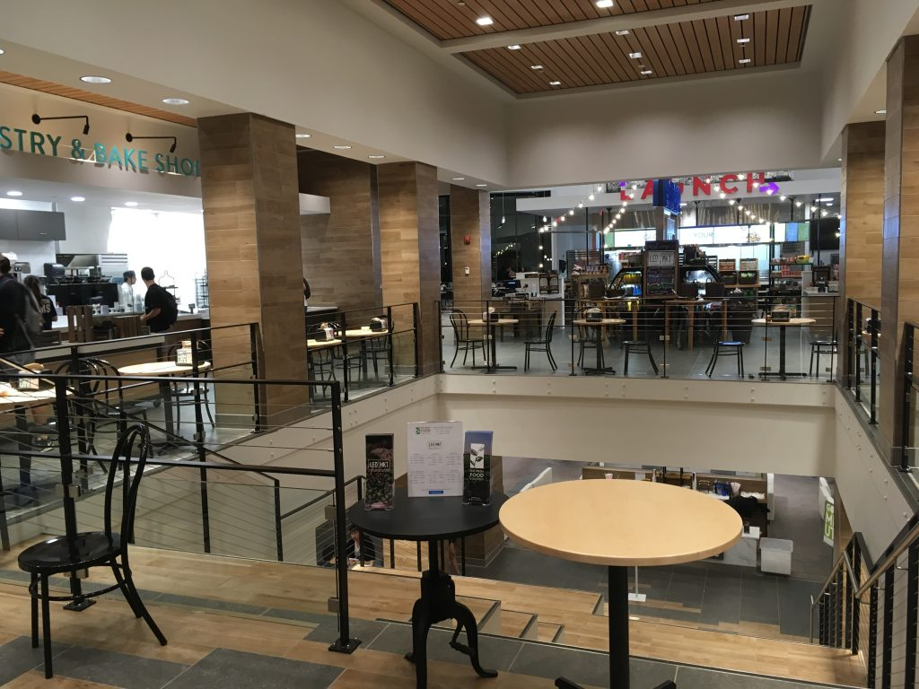 Changes Made to On-Campus Dining